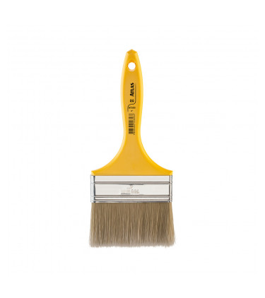 Economic synthetic paint brush 1/2''