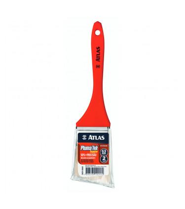 Plumatek angled paint brush 1''