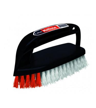 Multipurpose brush with loop handle