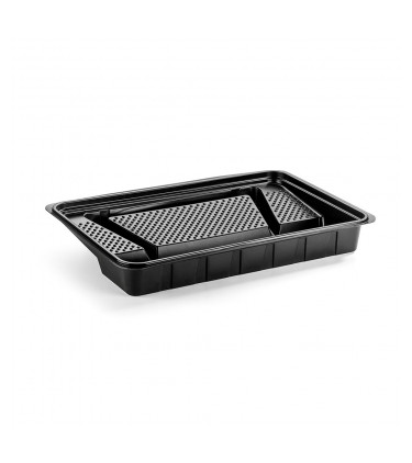 Professional 2,2 liters plastic paint tray for rollers up to 46cm