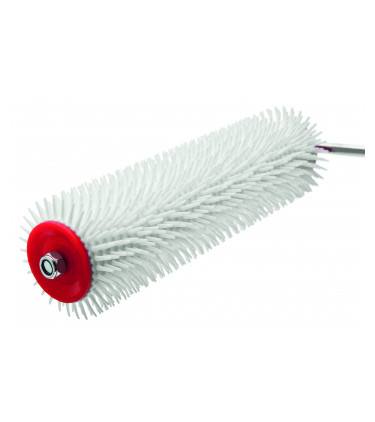 23cm spiked roller with handle