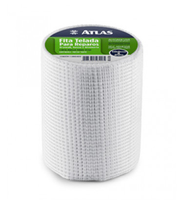 Drywall self-adhesive mesh tape