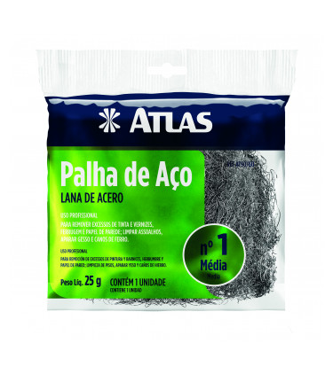 PALHA DE ACO N 1