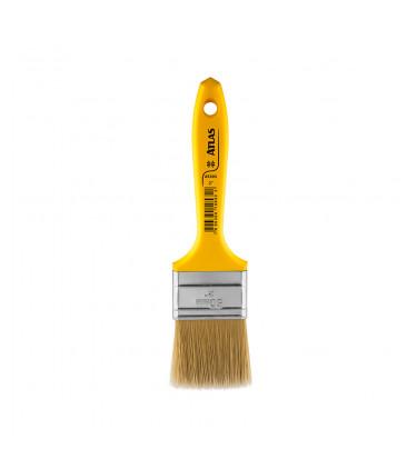 Economic synthetic paint brush 1/2''