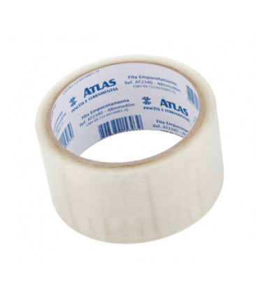 Plastic packaging adhesive tape