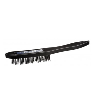 Plastic handle economic wire brush